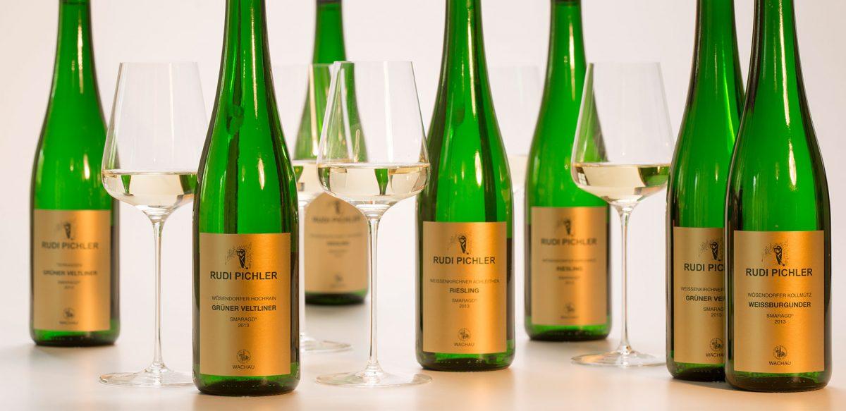 Rudi Pichler Übersicht Weine